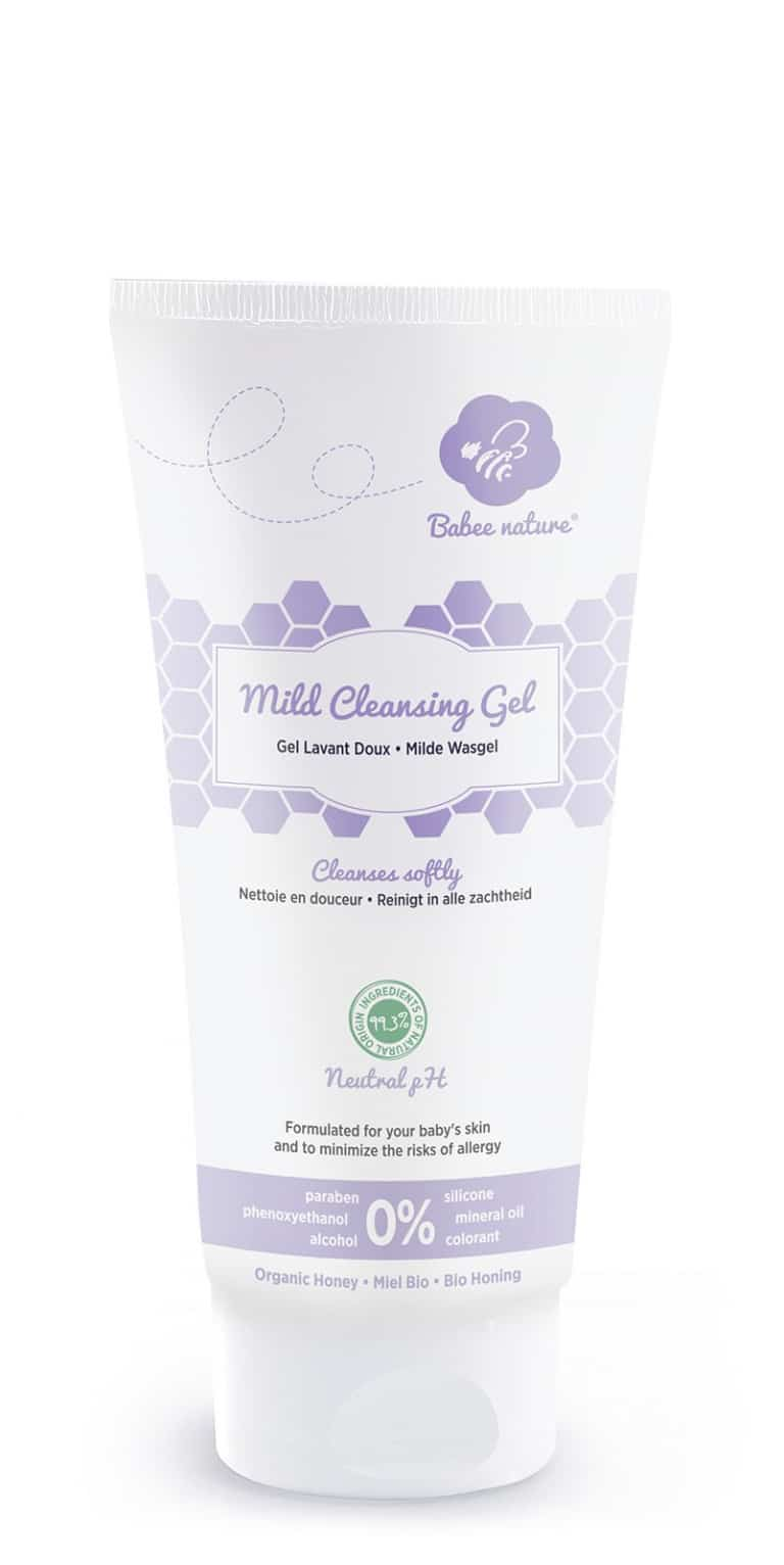 Babee Nature: Mild Cleansing gel