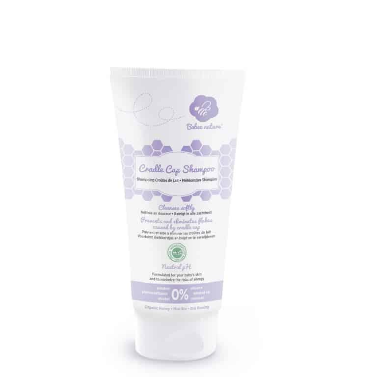 Babee Nature: Cradle Cap Shampoo