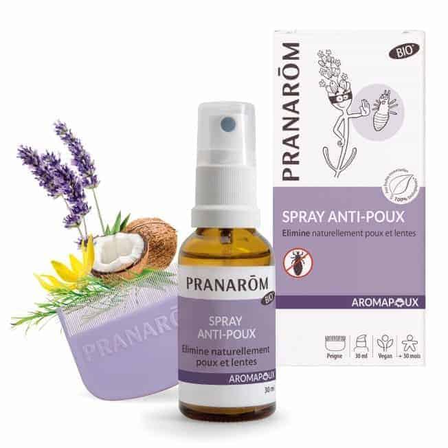 Anti-louse Spray / Spray anti-poux