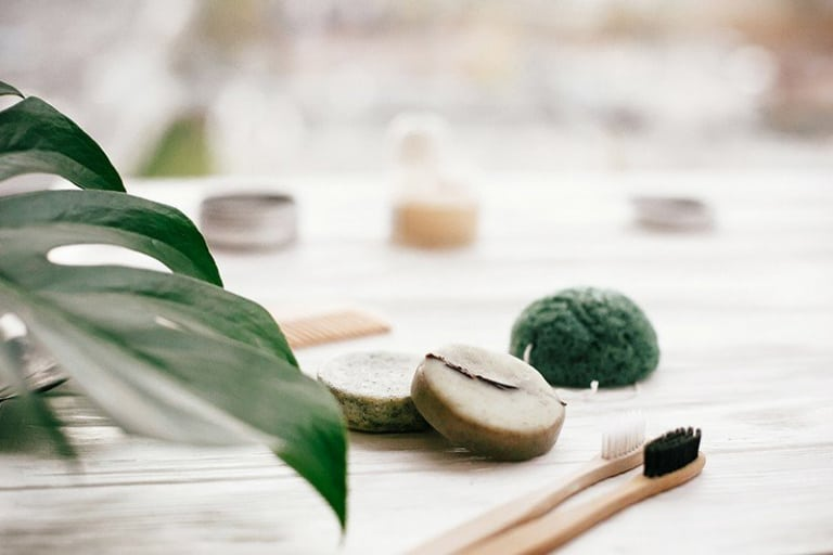 The virtues of green clay in natural beauty products