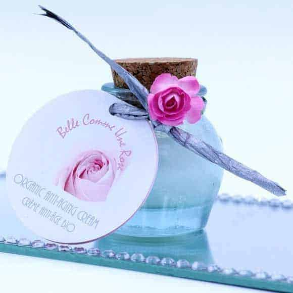"""Beautiful Like A Rose Anti-AgeingCream / Crème anti-âge """"Belle comme une rose"""""""