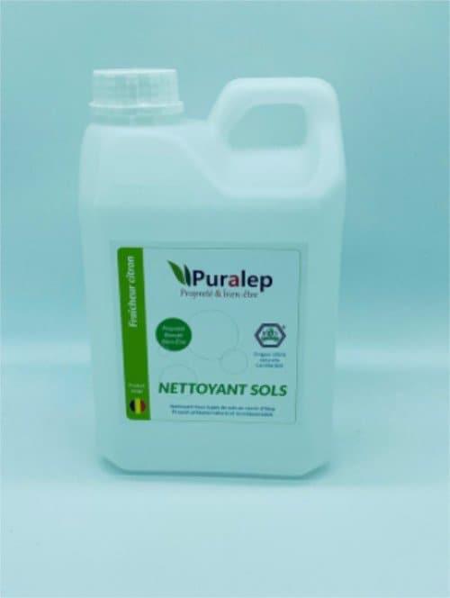 Puralep: Fresh Lemon Floor Cleaner / Puralep: Nettoyant sol fraîcheur citron
