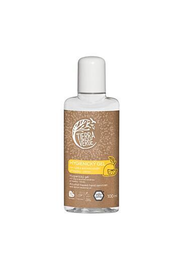 Lemon Hand Sanitizer / Gel Hydroalcoolique citron