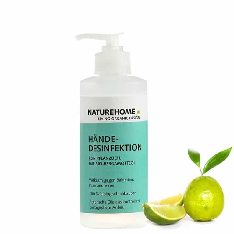 Organic Hand Sanitizer / Gel Hydroalcoolique bio