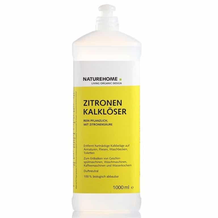 Lemon Limestone remover / Nettoyant concentré anti calcaire citron citronnelle