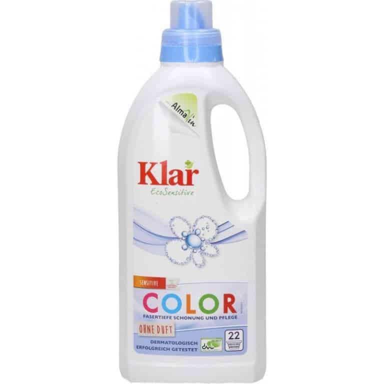Colored Laundry Liquid / Lessive liquide linge de couleur