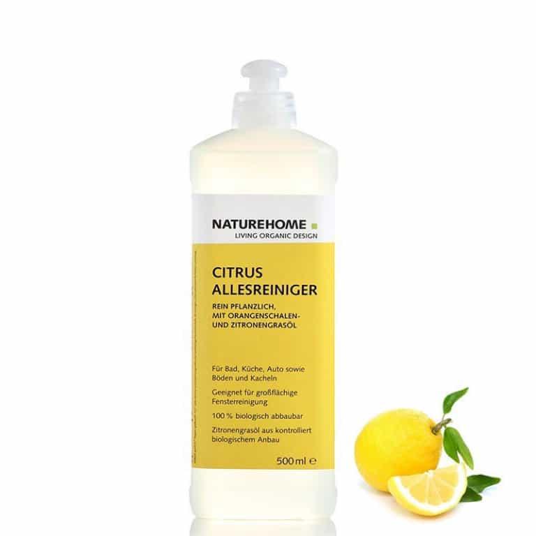 Citrus Organic Universal Cleaner / Nettoyant multi-usages citron bio