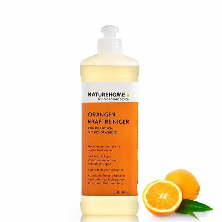 Orange Organic Power Cleaner / Nettoyant Power orange bio