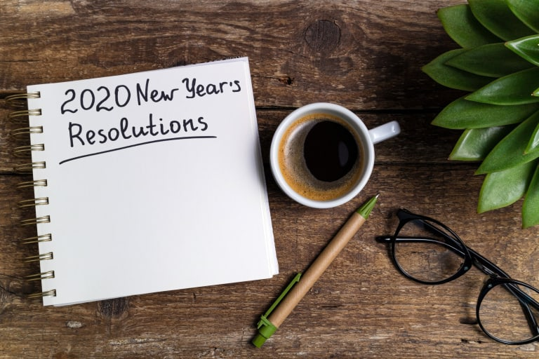 5 New Year's resolutions that you'll finally keep