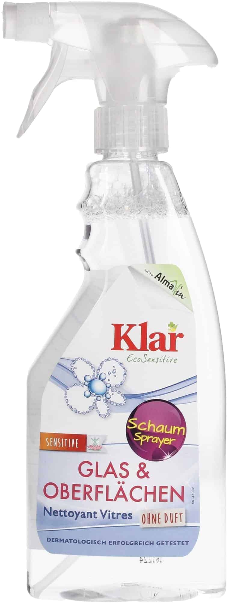 Glass Cleaning Spray / Spray Nettoie-vitre
